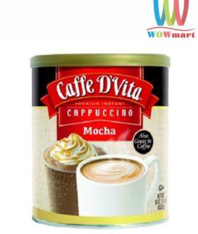 Cafe hòa tan Caffe D'Vita Cappuccino Mocha 453.6g