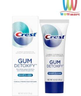 kem-danh-rang-bao-ve-nuou-crest-gum-detoxify-deep-clean-116g
