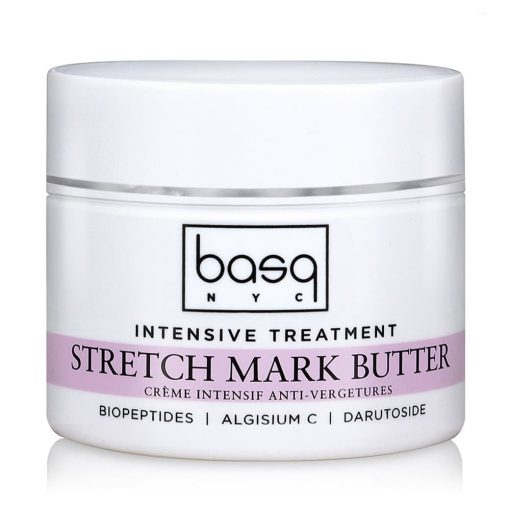 Kem trị rạn da cho bà bầu Basq Advanced Stretch Mark Butter 165ml