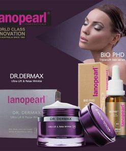 Kem xóa nhăn nâng cơ da Lanopearl Dr. Dermax Bio Peak 50ml