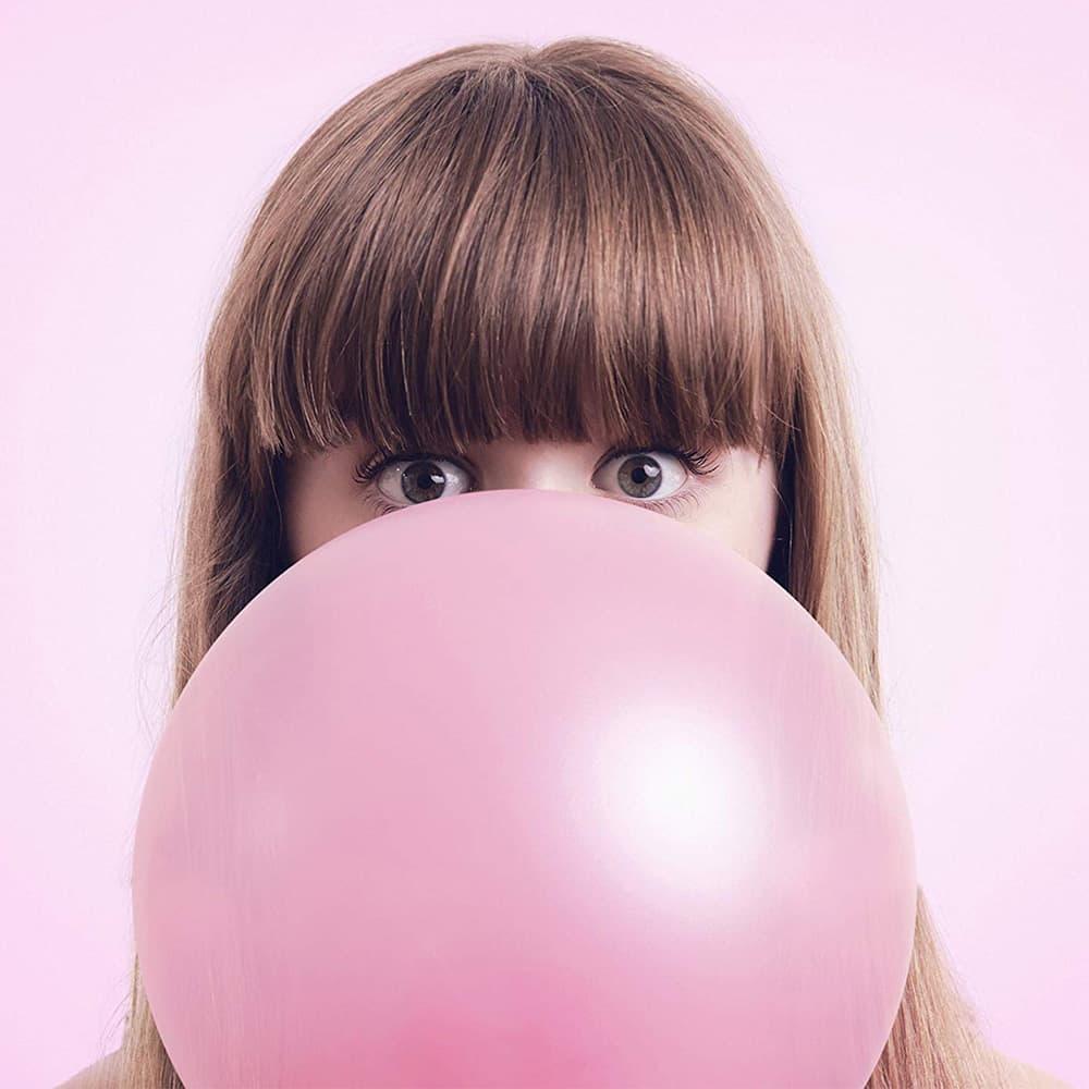 Kẹo gum kéo Hubba Bubba Awesome Original 56.7g vị truyền thống màu hồng