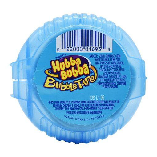Kẹo gum kéo Hubba Bubba vị Blue Raspberry 56.7g màu xanh