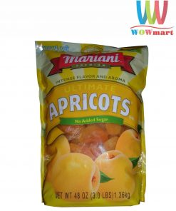 Mơ sấy khô Mariani Ultimate Apricots 1.36kg