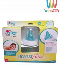 Set 3 bình sữa The First Years Breastflow 150ml