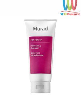 Sữa rửa mặt Murad Age Reform Refreshing Cleanser 200ml