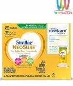 Sữa Similac nước Similac NeoSure Infant Formula 59ml x6 ống