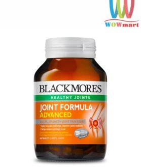 Viên uống bổ khớp, giảm viêm đau khớp Blackmores Joint Formula Advanced 60 viên
