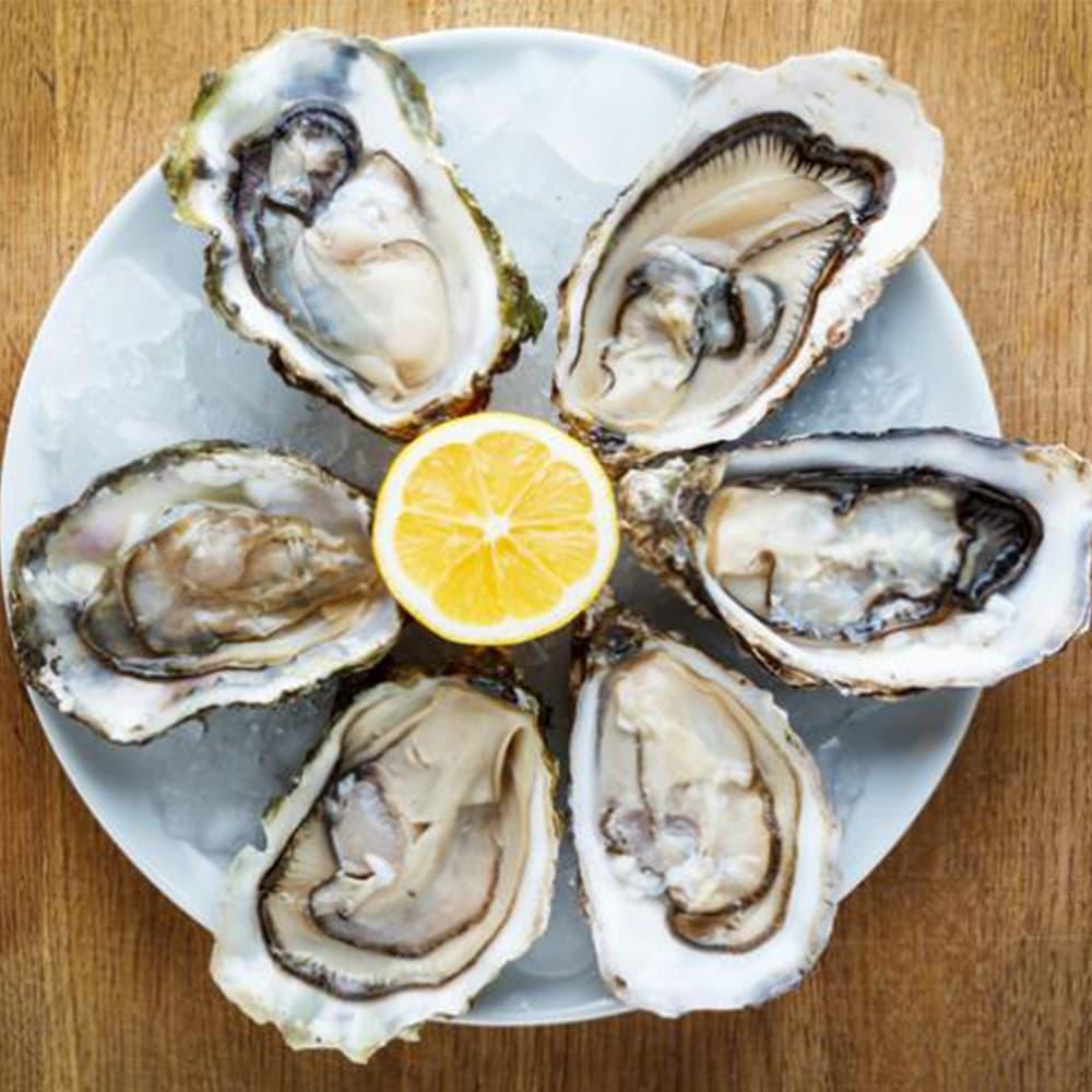 Viên uống tăng cường sinh lý nam bằng tinh chất hàu Goodhealth Oyster Plus Zinc 60 viên