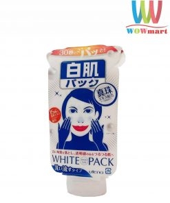 Mặt nạ ủ trắng da Utena White Pack 140g