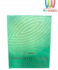 Miếng đắp tăng cường thị lực HC Hanco Doctor Eye hộp 30 gói