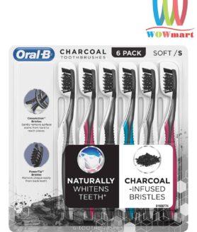 ban-chai-danh-rang-than-hoat-tinh-oral-b-charcoat-toothbrushes-set-6-cay
