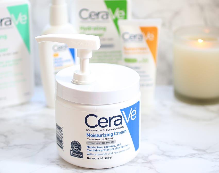 Kem dưỡng da giữ ẩm cho da khô CeraVe Moisturizing Cream 539g