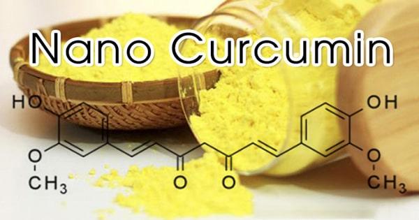 Tinh bột nghệ Nano Curcumin Gold Golden Gift hộp 100ml (50 ống x2ml)