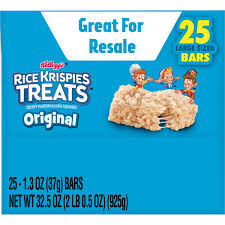 Banh gao Kelloggs Rice Krispies Treats 25 goi x 37g 925g3