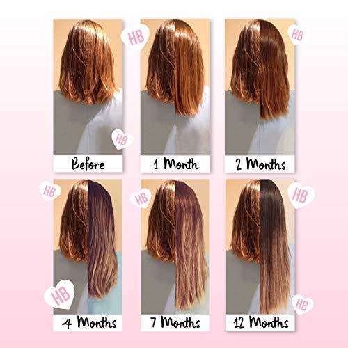 Kẹo Vitamin kích thích mọc tóc HAIRBURST Biotin Chewable Hair Vitamins 60 viên