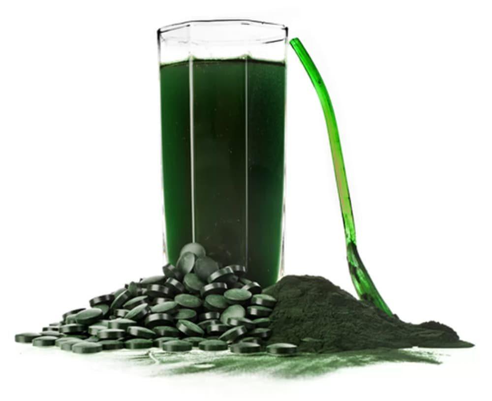 Viên tảo xoắn Healthy Care Super Spirulina 1000mg 400 viên