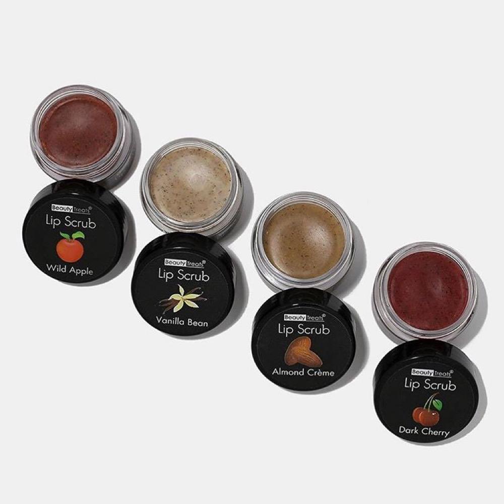 Tẩy tế bào chết cho môi Lip Scrub Beauty Treats Almond Creme 10.5g