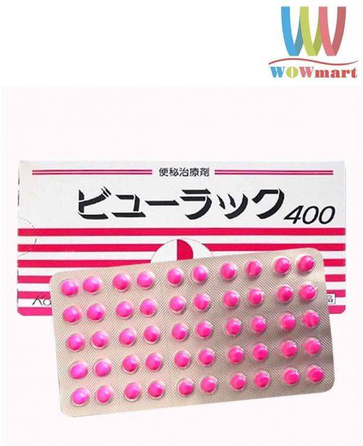 Vien uong Detox nhuan trang Kokando Byurakku 400 vien6