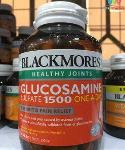 Vien uong bo khop Blackmore Glucosamine Sulfate 1500 Arthritis Pain Relief 90vien1