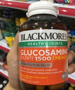 Vien uong bo khop Blackmore Glucosamine Sulfate 1500 Arthritis Pain Relief 90vien3