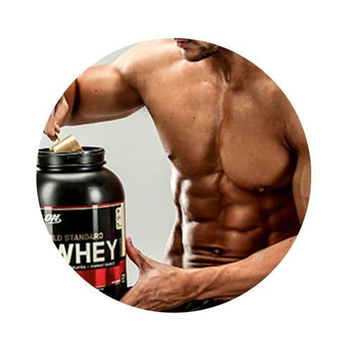 Bột váng sữa Optimum Nutrition Gold Standard 100% Whey Protein, 80 Servings Chocolate