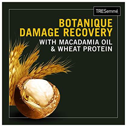 Dầu gội xả Tresemme Botanique Shampoo + Conditioner Damage Recovery 650ml x2