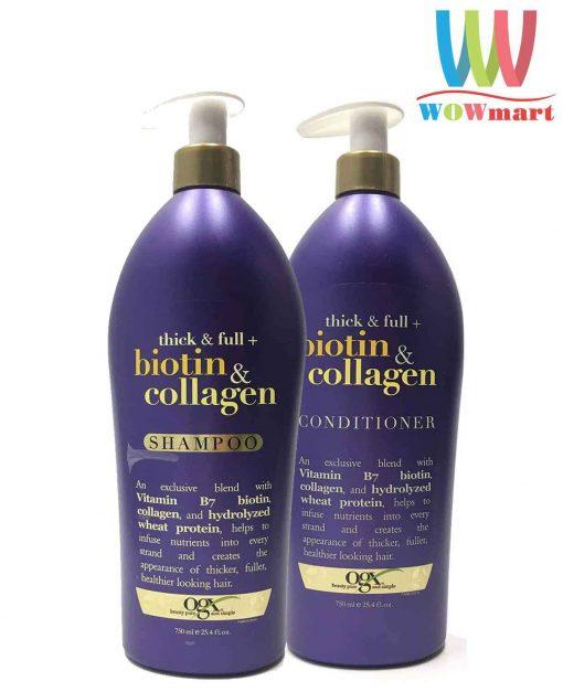 Combo-Goi-Xa-chong-rung-toc-OGX-Biotin-Collagen-750ml-x2-Chai-co-voi
