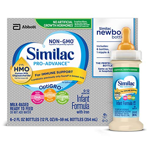Sữa Similac nước Similac Pro-Advanced Infant Formula 2′-FL HMO 59ml x6 ống