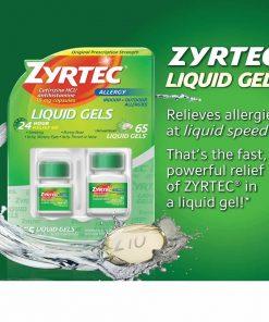 vien uong dang gel chong di ung zyrtec allergy 10mg 65 vien 1