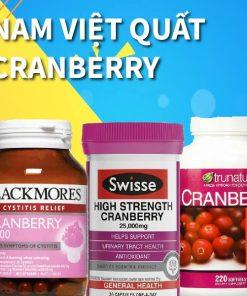 Nam việt quất /Cranberry