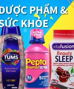 Dược phẩm & Sức khỏe