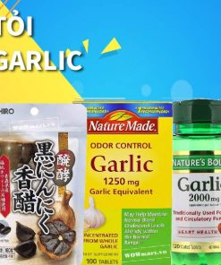 Tỏi /Garlic