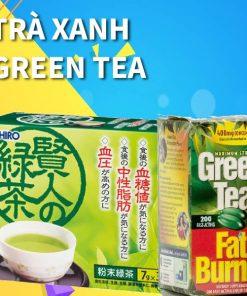 Trà xanh /Green Tea