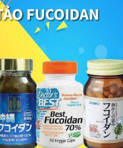 Tảo Fucoidan