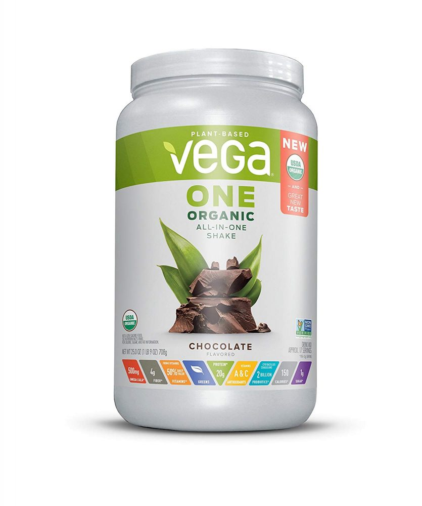 Bột Protein Vega One All-In-One-Shake vị Chocolate 926g