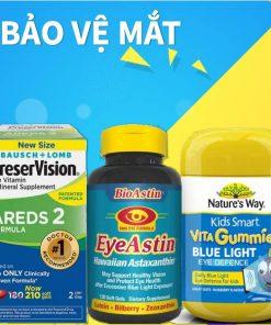 Bảo vệ mắt