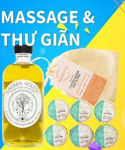 Massage - Thư giãn