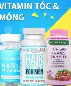 Vitamin Tóc & Móng