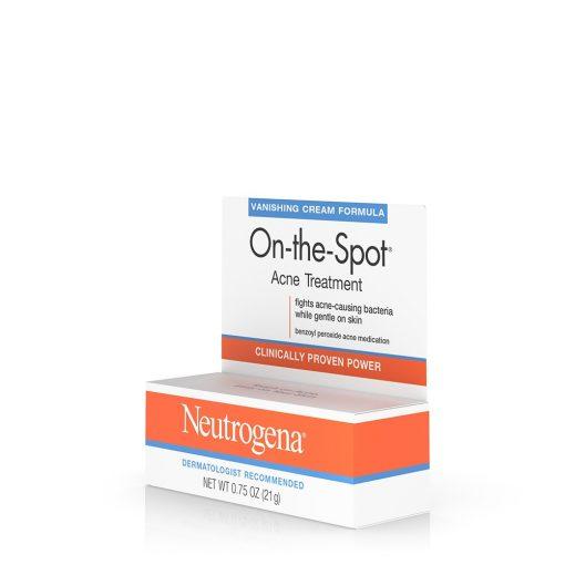 kem tri mun neutrogena on the spot acne treatment clinically proven power 21g 2