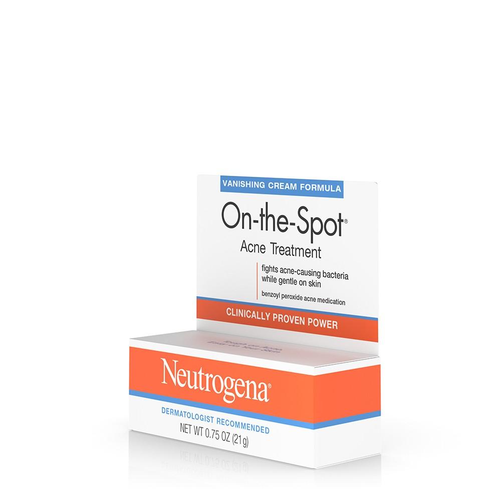 Kem trị mụn Neutrogena On The Spot Acne Treatment Clinically Proven Power 21g