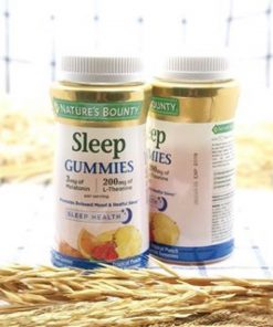 keo deo giup ngu ngon natures bounty sleep health gummies 60 vien 3