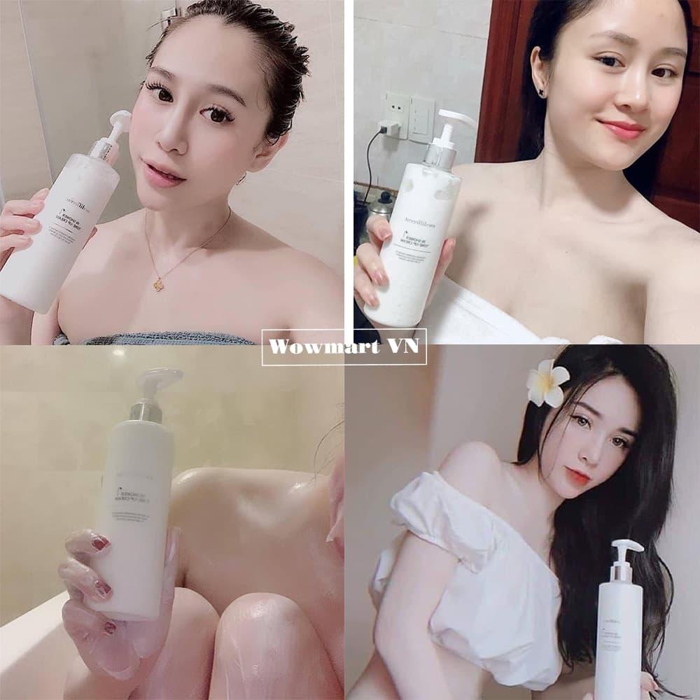 Sữa tắm trắng Hàn Quốc Medifferent In Shower Tone Up Cream 300ml