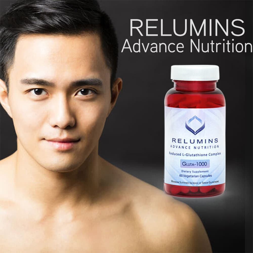 Viên uống trắng da Relumins Advance Nutrition Gluta 1000 – 60 viên
