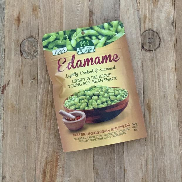 Đậu Edamame Nhật DJ&A Edamame Crispy 52 g