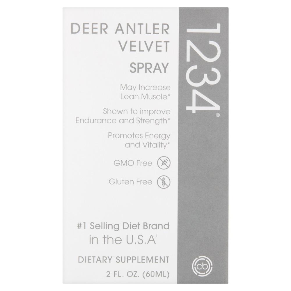 Nhung hưu dạng xịt Deer Antler Velvet 60ml