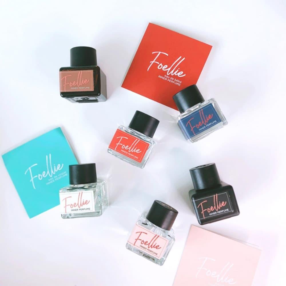 """Nước hoa """"cô bé"""" Foellie Eau de Innerb Perfume -Fleur 5ml"""
