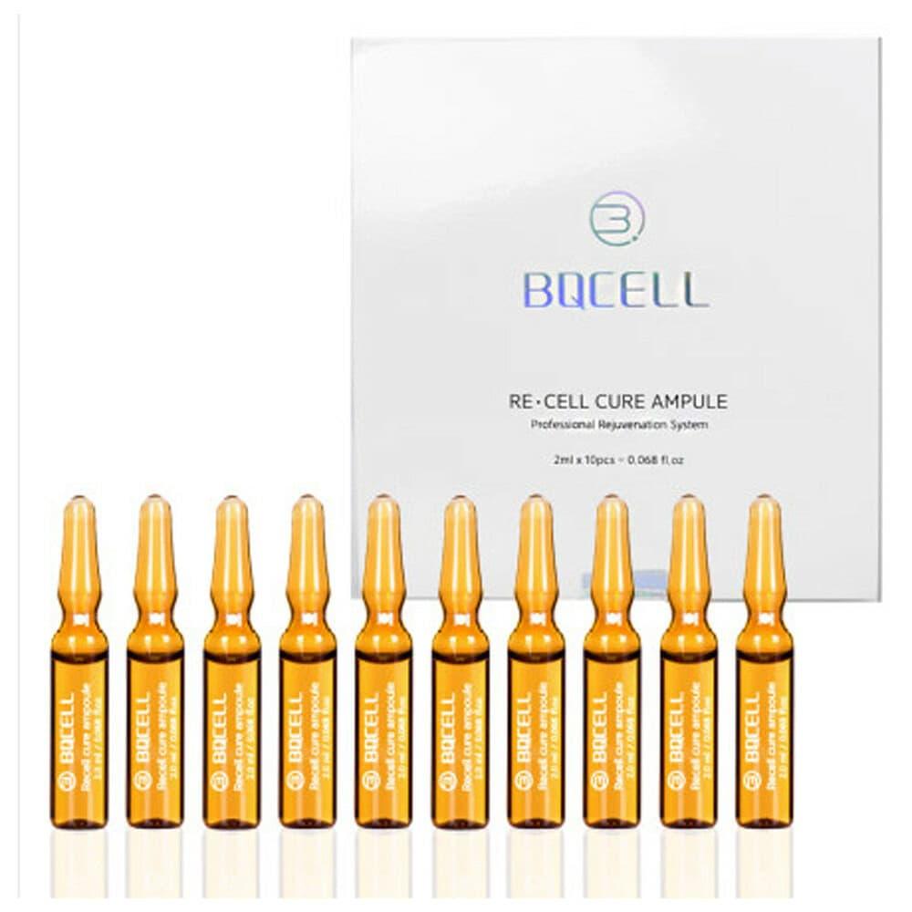 Tế bào gốc dưỡng trắng, nâng cơ BQCell Re-Cell Cure Ampule 2ml x10 ống