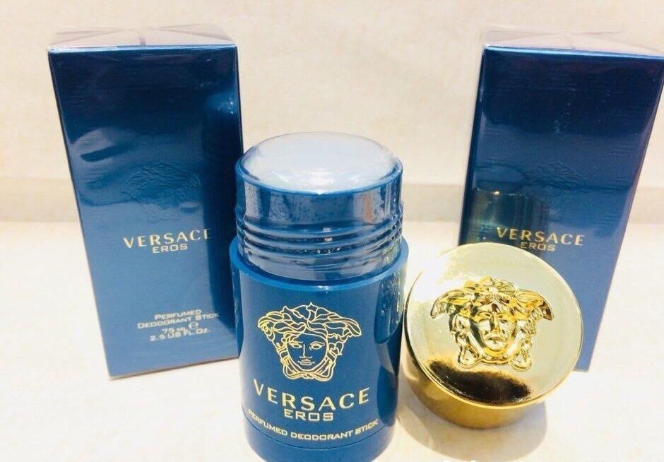 Lăn khử mùi nam Versace Eros 75 ml