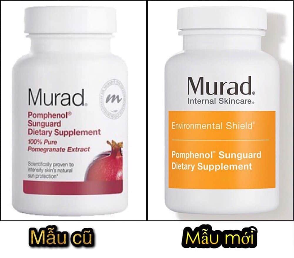 vien uong chong nang murad pomphenol sunguard dietary supplement 60 vien kf