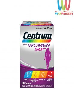 Vitamin-cho-nu-tren-50-Centrum-for-Women-50-60-vien